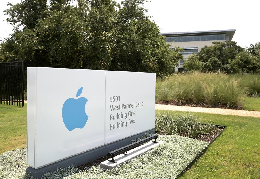 Apple's Austin Campus Now up to 6,000 Workers