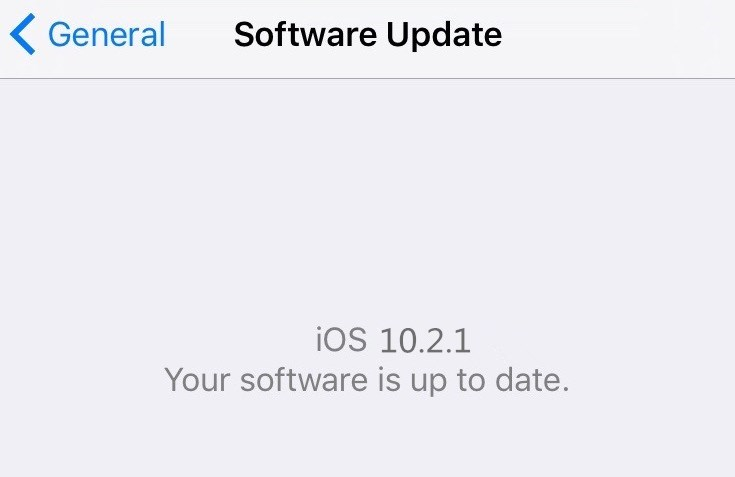 How to Turn Off iOS Software Update Notifications Reminders?