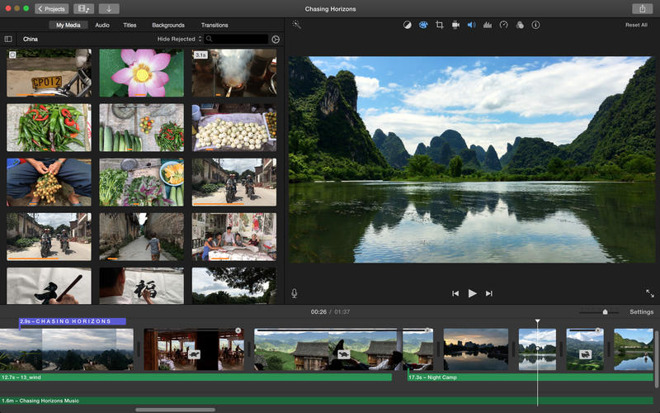 Apple Makes Updates to Final Cut Pro X & iMovie for Mac