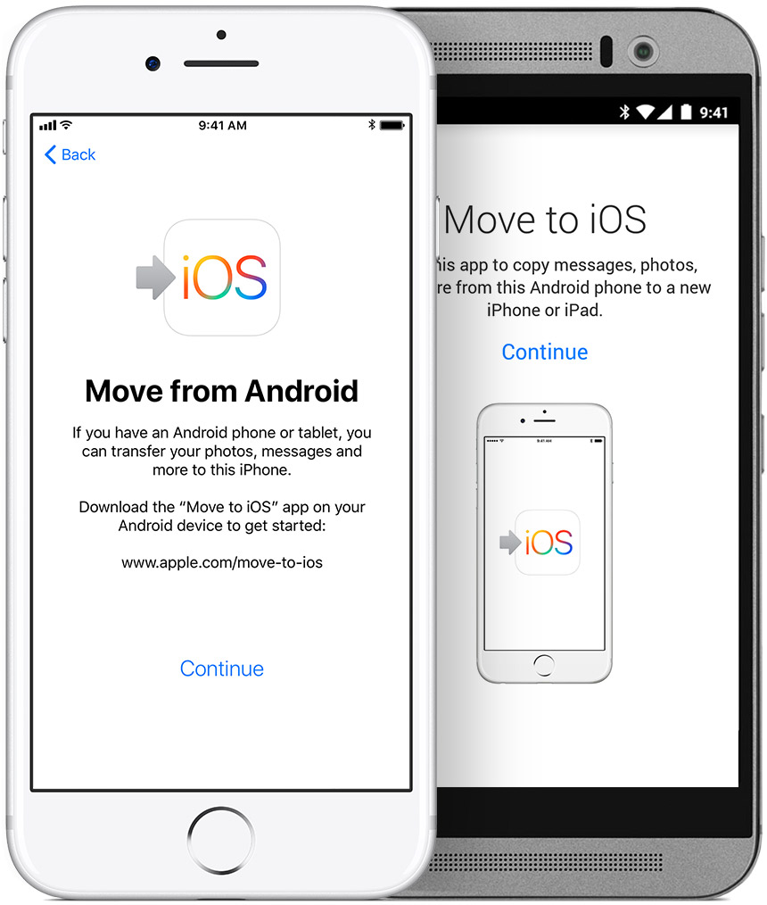 Ready to Transfer your Android to iOS? - 3uTools