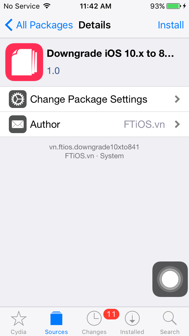 Downgrade iPhone 5 / iPad 4 From iOS 10 -10.3.3 to iOS 8.4.1
