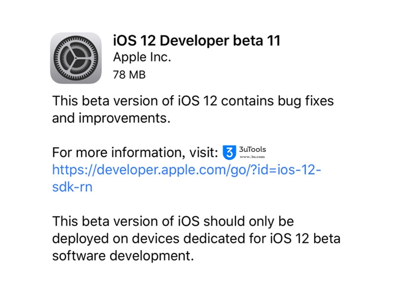 Apple Releases iOS 12 Developer Beta 11, Public Beta 9 for iPhone and iPad