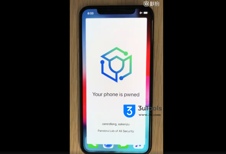 Alibaba Pandora Lab Untethered Jailbreaks iOS 12 Successfully