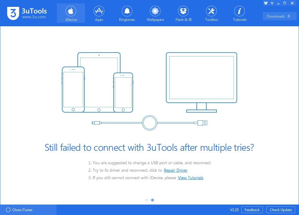 What's New in 3uTools V2.25?