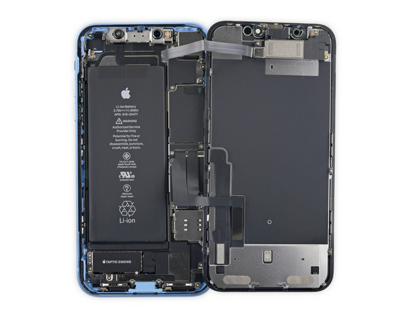 iPhone XR Teardown Shows Few Differences Versus iPhone XS