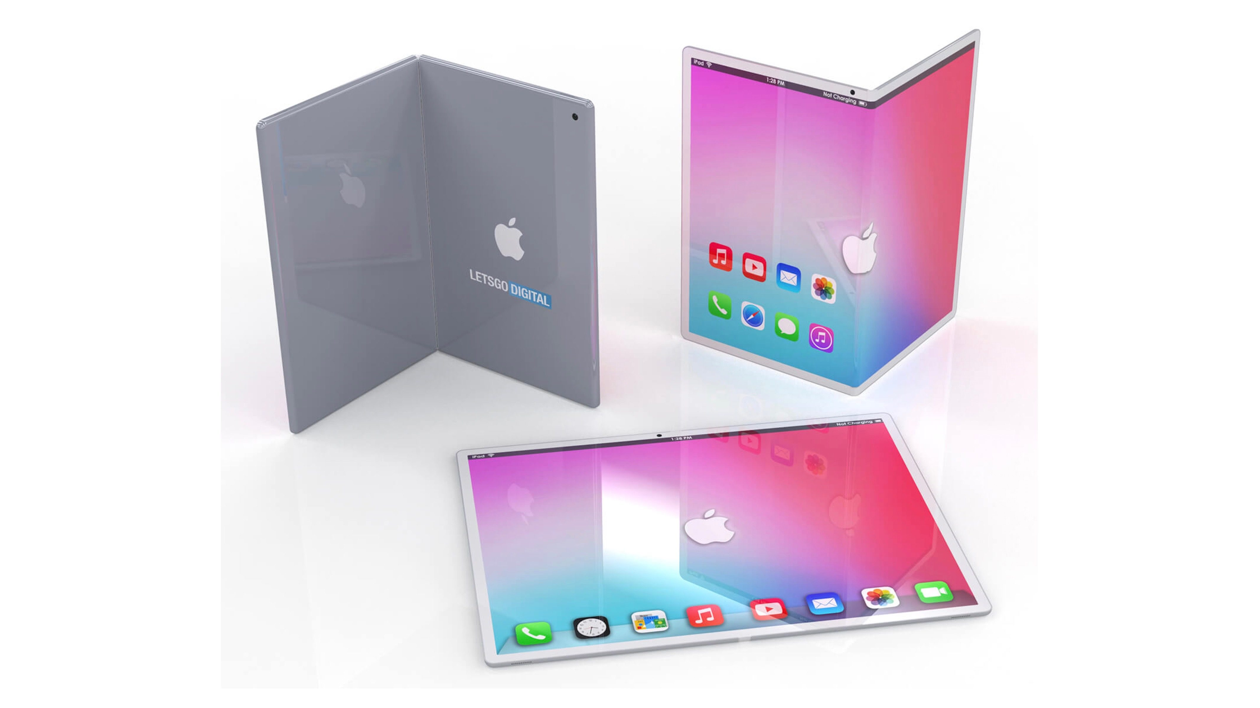 Samsung Will Supply Apple With Foldable Displays